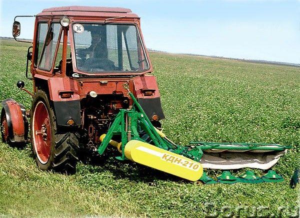 Косилка КДН 210 - Сельхоз и спецтехника - Косилка предназначена для скашивания естественных и сеяных..., фото 1