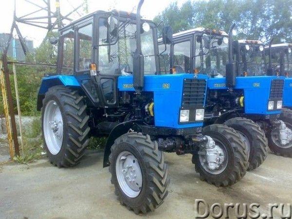Трактор МТЗ 82.1 - Сельхоз и спецтехника - Технические характеристики Двигатель Д-243 Мощность, кВт..., фото 1