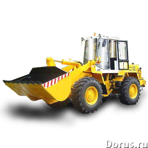 Погрузчик Амкодор-342С4 - Сельхоз и спецтехника - Грузоподъемность, кг 3800 Номер основного ковша 34..., фото 1