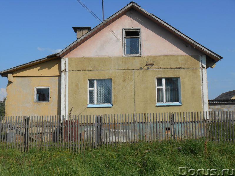 Дом 91 кв.м - Дома, коттеджи и дачи - Предлагается на продажу дом в Ельнинском районе, 91 кв.м, пане..., фото 1