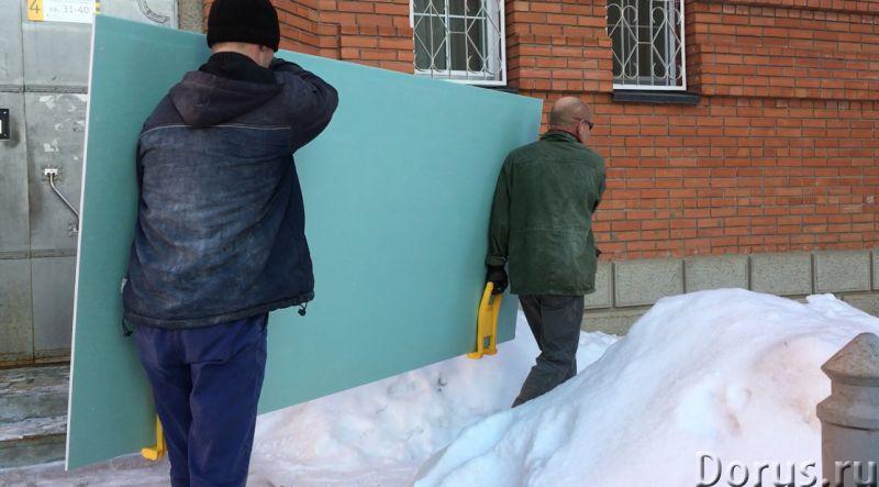 Грузчики в Смоленске - Перевозки - У нас Вы можете заказать услуги грузчиков, обеспеченных профессио..., фото 4